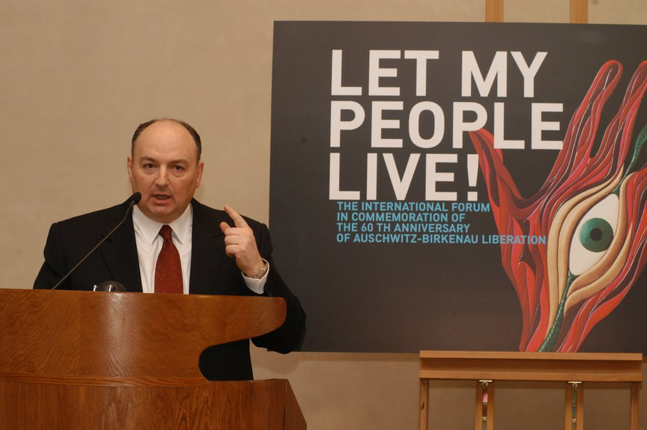 "The First International Forum ""Let My People Live!"""