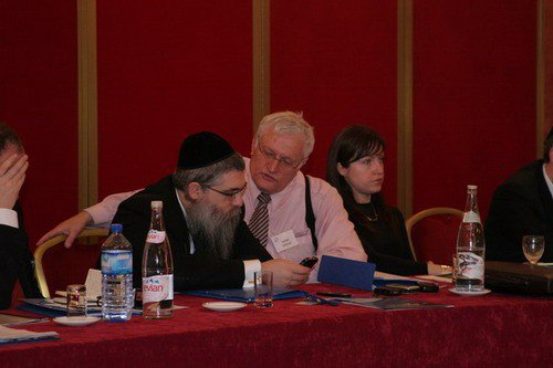 Fourth Meeting of the European Jewish Fund Executive Council
