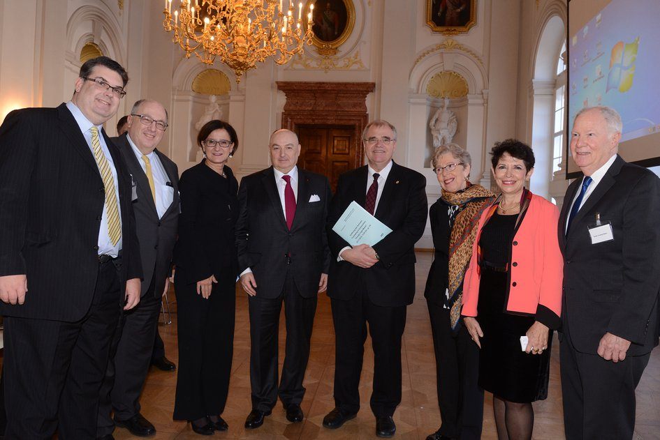 Seminar «Opening a Dialogue: Combating Antisemitism through Legal Means». Vienna