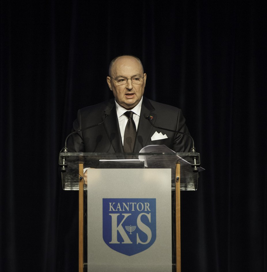 Renaming Ceremony of the Kantor King Solomon High School in London