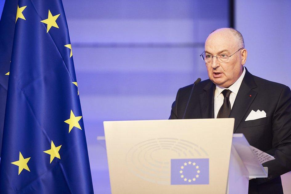 Международный день памяти Холокоста в Европарламенте. Брюссель