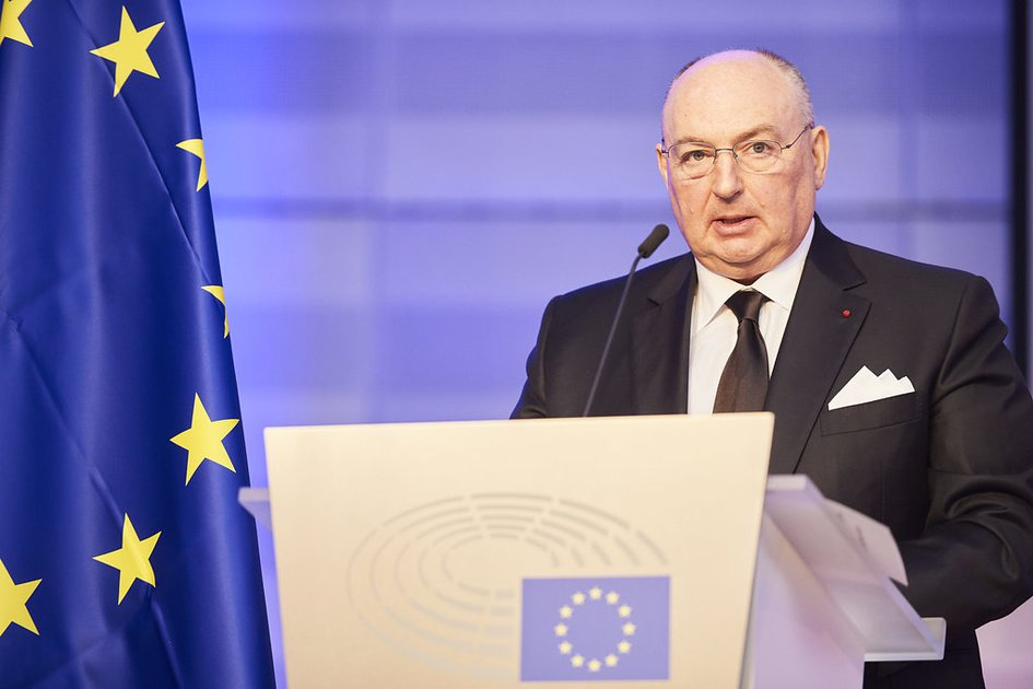 International Holocaust Remembrance Day Event at the European Parliament in Brussels