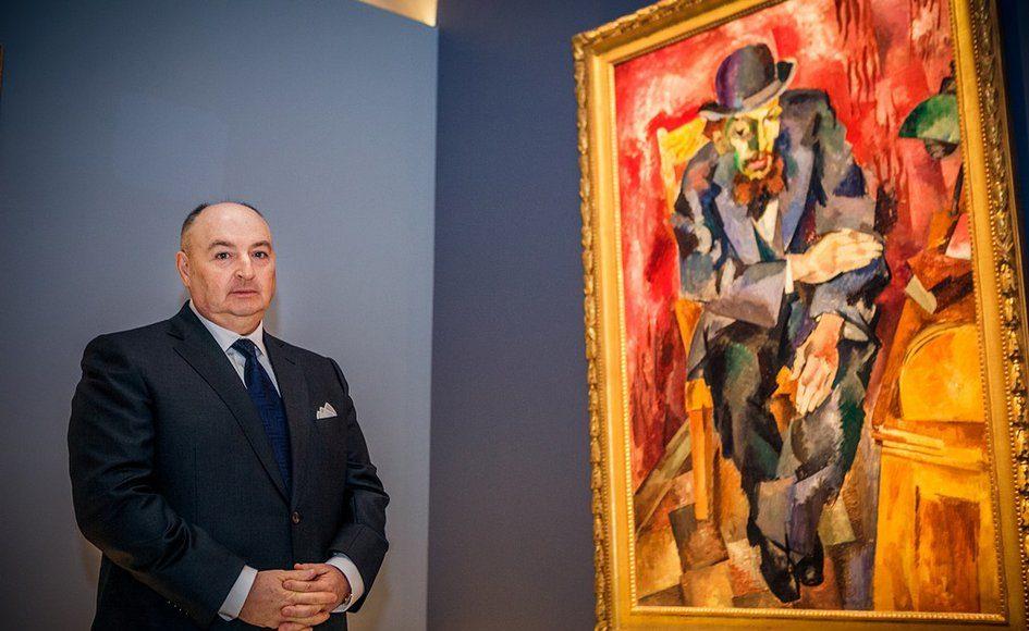 Выставка «отечество Мое – В Моей Душе…» В Гмии Им. Пушкина (москва)