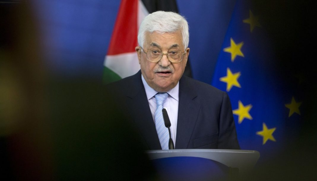 European Jewish Congress calls on European leaders to cease contact with Mahmoud Abbas until he apologizes for antisemitic comments