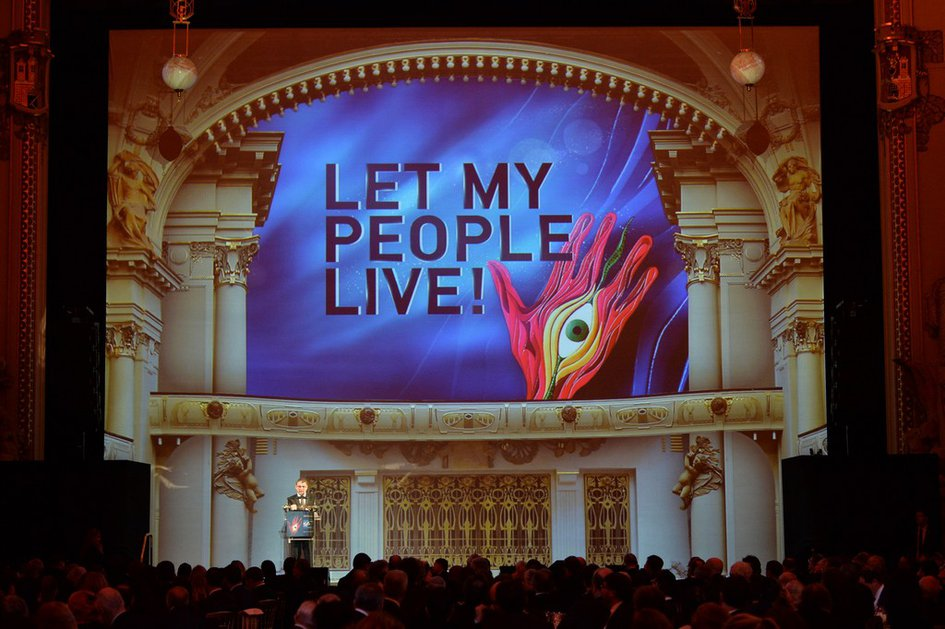 "The Fourth International ""Let My People Live!"" Forum"