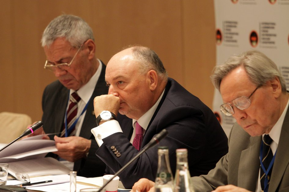 ROUND TABLE OF THE INTERNATIONAL LUXEMBOURG FORUM ON PREVENTING NUCLEAR CATASTROPHE
