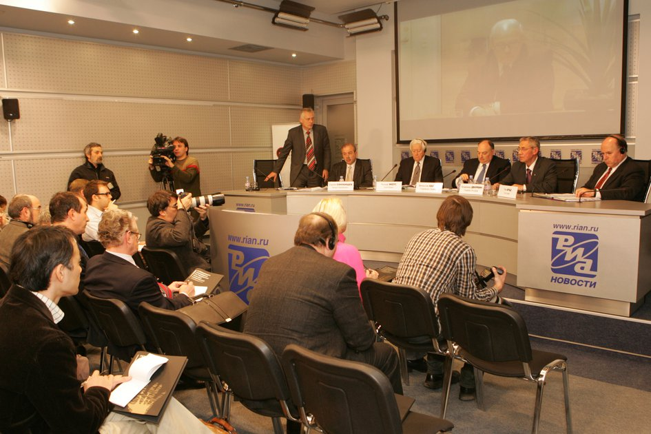 PRESENTATION OF THE LUXEMBOURG FORUM DECLARATION