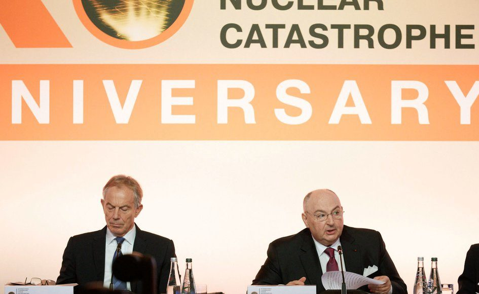 Юбилейная конференция Международного Люксембургского форума по предотвращению ядерной катастрофы. Париж