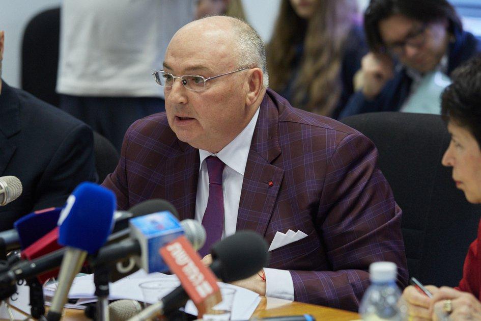Вячеслав Моше Кантор высоко оценивает усилия Владимира Путина по сохранению исторической правды о событиях Холокоста